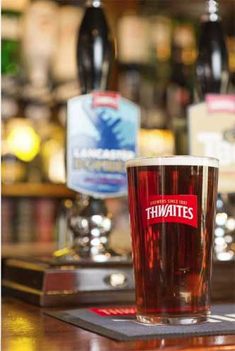 Marstons PLC Acquisition Thwaites