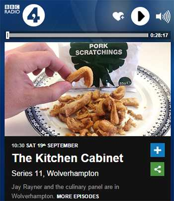 BBC Kitchen Cabinet