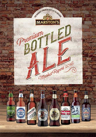 Marston's Annual Bottled Ale Report 2016