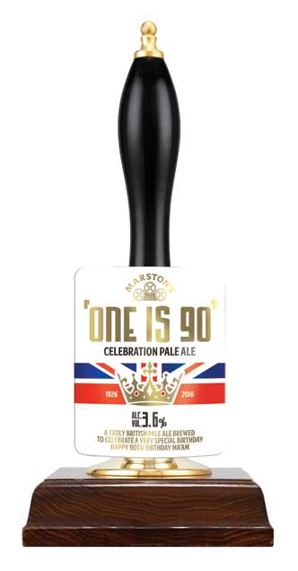 Queen's 90th Birthday with Special Guest Ale