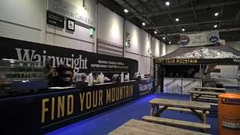 Telegraph Outdoor Show Hit for Wainwright