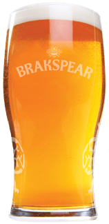 Brakspear Pint Glass