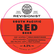 Revisionist South Pacific Red