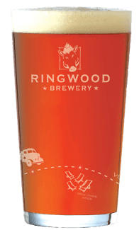 Ringwood Pint Glass