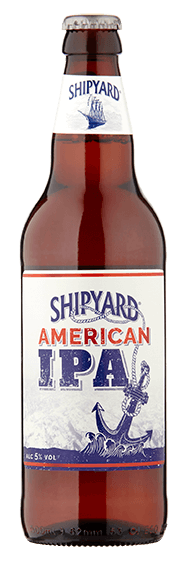 Shipyard Pint Glass