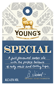 Youngs special pump clip