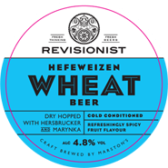 Revisionist Wheatbeer