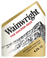 Thwaites Wainright Golden beer